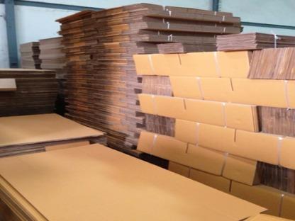 ผู้ผลิตกล่องกระดาษลูกฟูก และ จำหน่ายกล่องกระดาษลูกฟูก